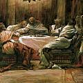 The Last Supper Poster by Tissot