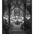 The Last Supper Poster by War Is Hell Store