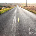 The Long Road Home . 7D9903 Poster by Wingsdomain Art and Photography