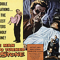 The Man Who Turned To Stone, Victor Poster by Everett