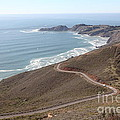 The Marin Headlands - California Shoreline - 5D19593 Poster by Wingsdomain Art and Photography