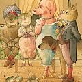 The Missing Picture28 Poster by Kestutis Kasparavicius