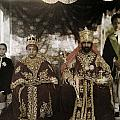 The Monarchs Haile Selassie The First Print by W. Robert Moore