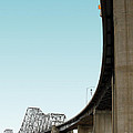 The Old Carquinez Bridge . 7D8832 Poster by Wingsdomain Art and Photography
