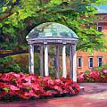 The Old Well UNC Print by Jeff Pittman