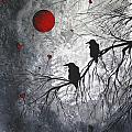 The Overseers by MADART Print by Megan Duncanson