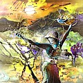 The Parable of The Sower Poster by Miki De Goodaboom