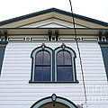 The Potter School House . Bodega Bay . Town of Bodega . California . 7D12482 Poster by Wingsdomain Art and Photography