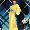 The Rage Of Paris, Danielle Darrieux Poster by Everett
