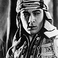 The Sheik, Rudolph Valentino, 1921 Poster by Everett