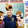 The Smiling Lieutenant, From Left Poster by Everett