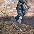 The Sower Print by Tissot