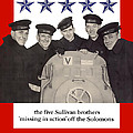 The Sullivan Brothers Poster by War Is Hell Store