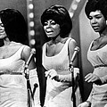The Supremes Florence Ballard, Diana Print by Everett