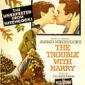 The Trouble With Harry, Shirley Print by Everett