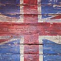The Union Jack Poster by Anna Villarreal Garbis