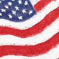 The United States Flag Poster by Heidi Smith