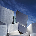 The Walt Disney Concert Hall, By Frank Poster by Everett