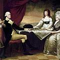 THE WASHINGTON FAMILY Poster by Granger