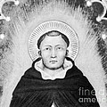 Thomas Aquinas, Italian Philosopher Poster by Science Source