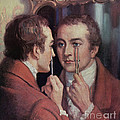Thomas Young, English Polymath Poster by Science Source