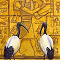 THOTH Print by Catherine G McElroy