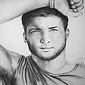 Tim Tebow Poster by Madelyn Mershon