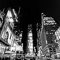 Times Square Don't Shine as Bright as You Print by Ariane Moshayedi