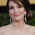 Tina Fey At Arrivals For 17th Annual Poster by Everett