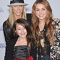Tish Cyrus, Noah Cyrus, Miley Cyrus Poster by Everett