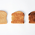 Toasting Bread Poster by Photo Researchers, Inc.