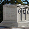 Tomb Of The Unknown Soldier, Arlington Print by Terry Moore