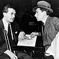 Tommy Dorsey And Hoagy Carmichael, 1939 Poster by Everett