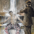 TORTURE AT SING SING c1869 Poster by Granger