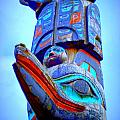 Totem 42 Print by Randall Weidner