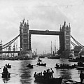 Tower Bridge Poster by Francis Frith & Co