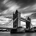 Tower Bridge, River Thames, London, England, Uk Poster by Jason Friend Photography Ltd