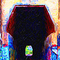 Train Tunnel With Graffiti Poster by Wingsdomain Art and Photography