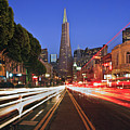 Transamerica Pyramid by Sean Duan