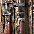 Two wrenches Poster by Garry Gay