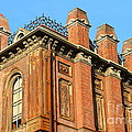 UC Berkeley . South Hall . Oldest Building At UC Berkeley . Built 1873 . 7D10114 Poster by Wingsdomain Art and Photography