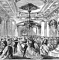 UNION LEAGUE CLUB, 1868 Poster by Granger