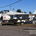 US Fighter Jet Plane . 7D11238 Print by Wingsdomain Art and Photography