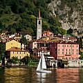 Varenna Approach by Chuck Parsons