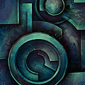 'Vault' Print by Michael Lang