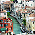 Venice City of Canals Poster by Julie Palencia