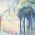 Venice Print by Henri-Edmond Cross