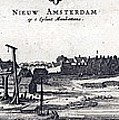 View Of New York City, Then  New Print by Everett