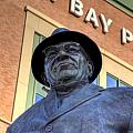 Vince Lombardi Print by Joel Witmeyer