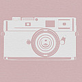Vintage Camera Poster Poster by Irina  March